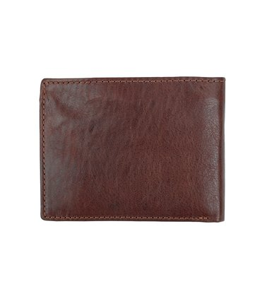 Suitable Wallet Dax Brown Leather - Skim Proof photo 4
