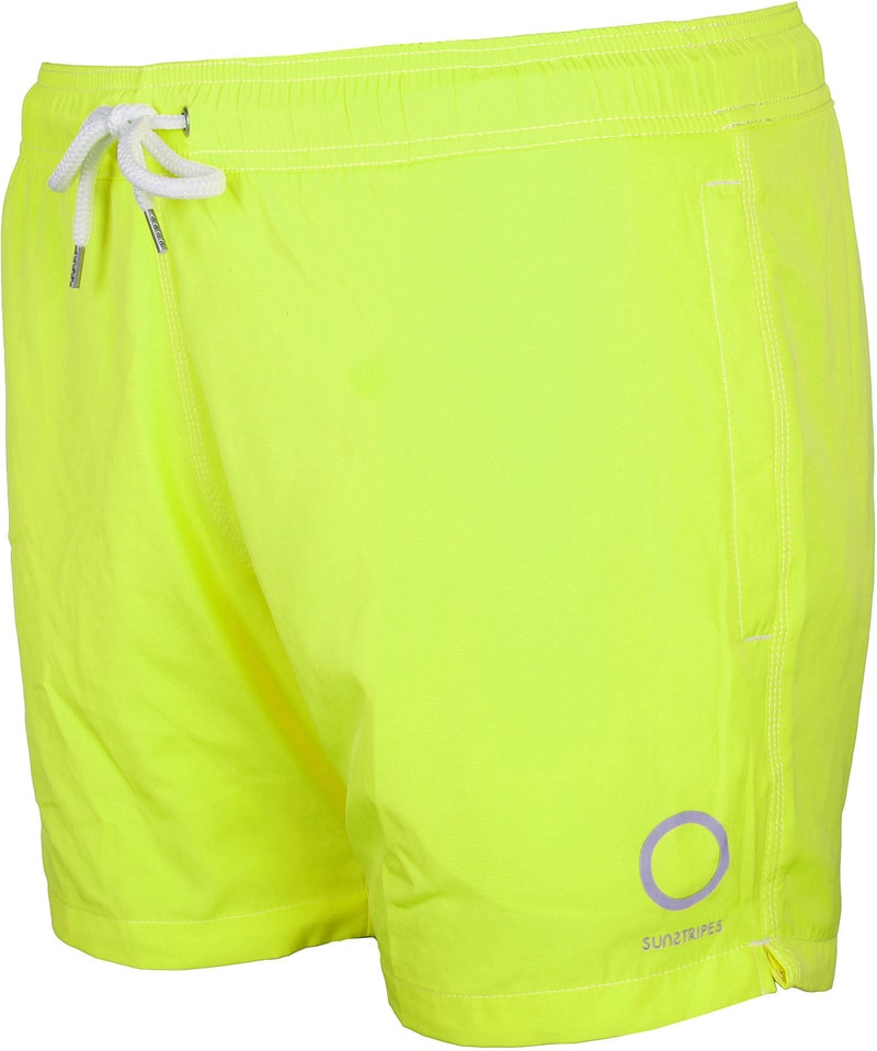 Sunstripes Swimshort Uni Yellow photo 1