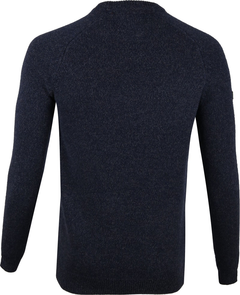 Superdry Harlo Crew Pullover Navy photo 3