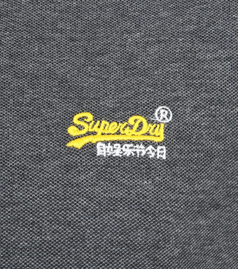 Superdry Polo Grijs foto 2