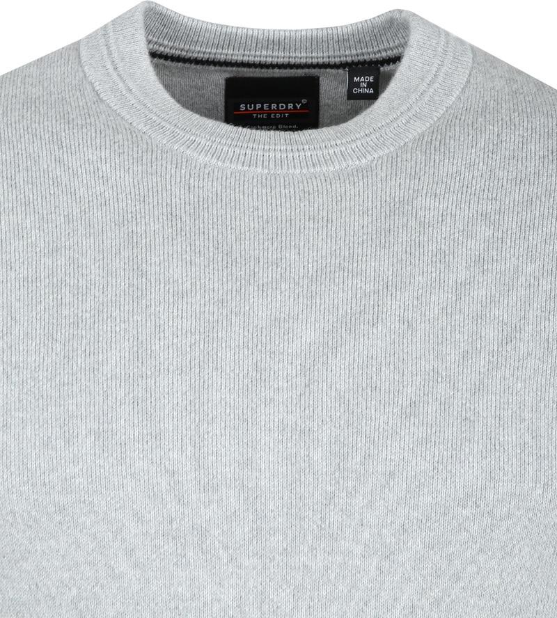 Superdry Pullover Grau Foto 1