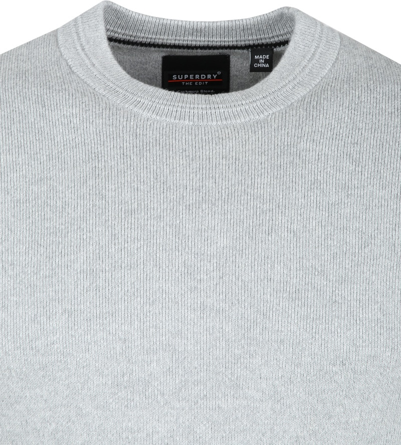 Superdry Pullover Grey photo 1