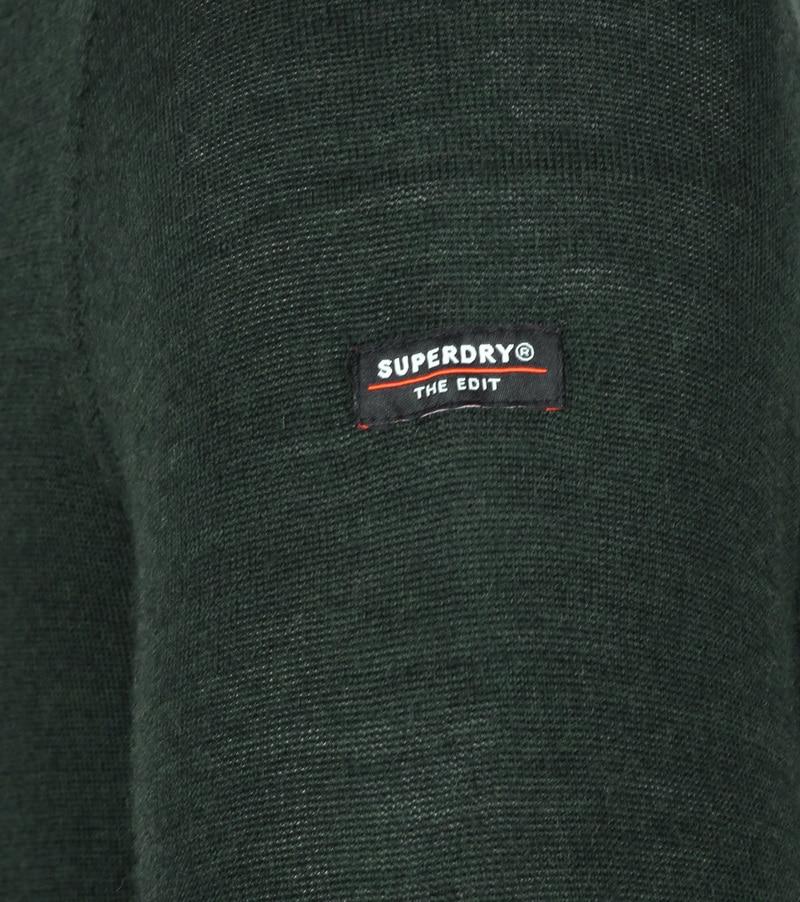 Superdry Pullover Merino Dark Green photo 2