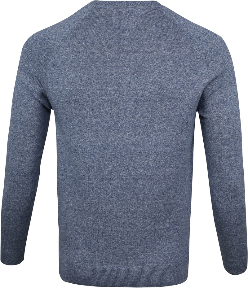 Superdry Pullover OL Cotton Crew Blue photo 3