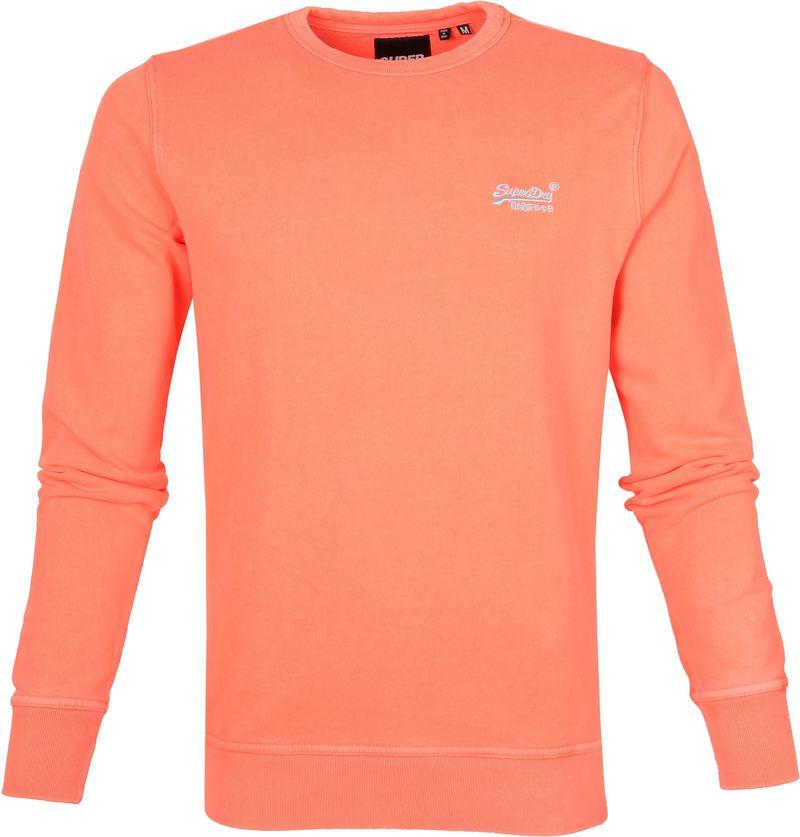 Superdry Sweater Pastelline Oranje foto 0