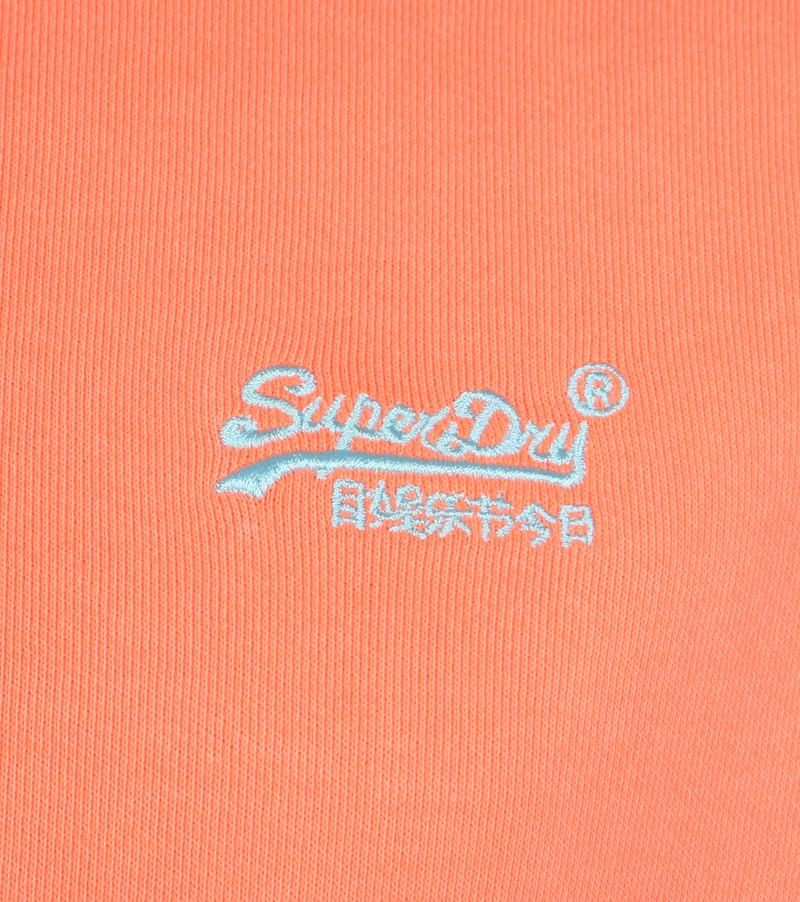 Superdry Sweater Pastelline Oranje foto 2