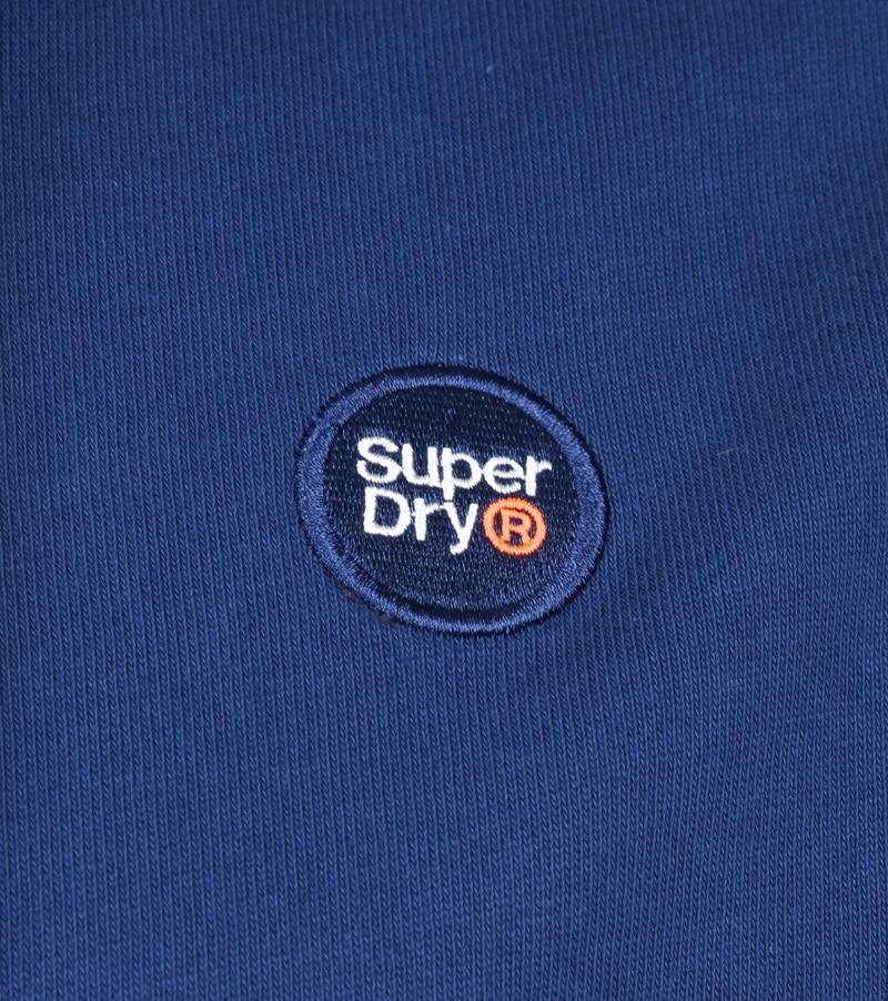 Superdry Vest Collective Blauw foto 2