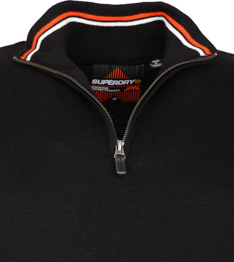 Superdry Zipper Black photo 1