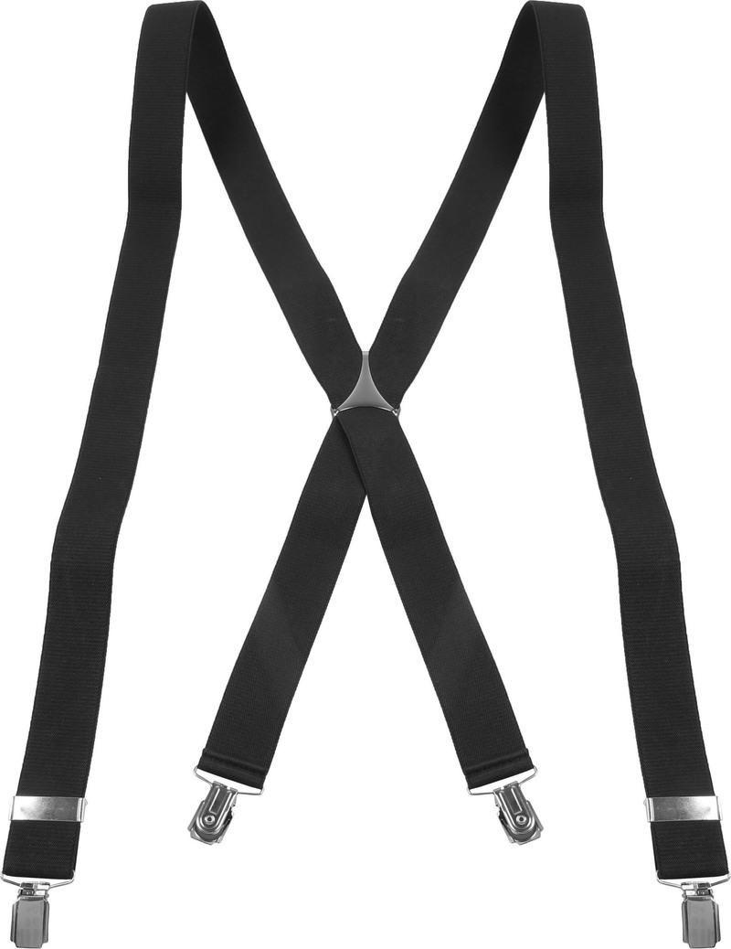 Suspenders Black photo 1