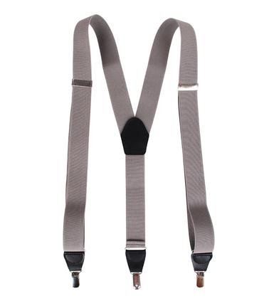 Suspenders Grey photo 1