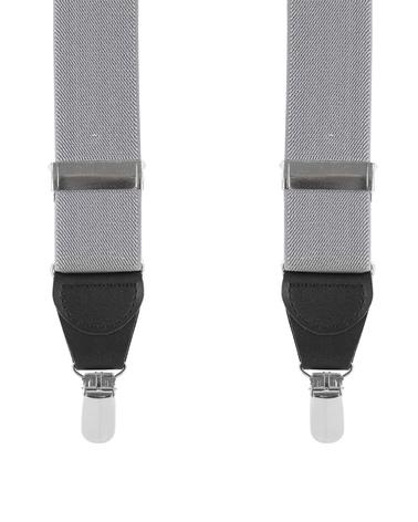 Suspenders Grey photo 0