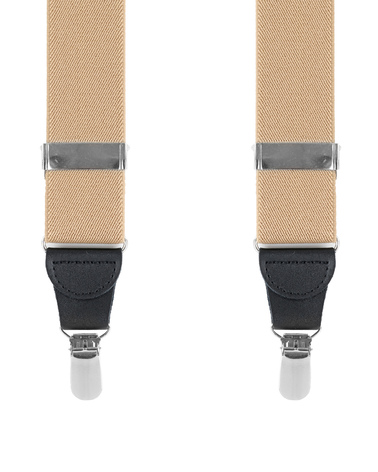 Suspenders Light Brown photo 0