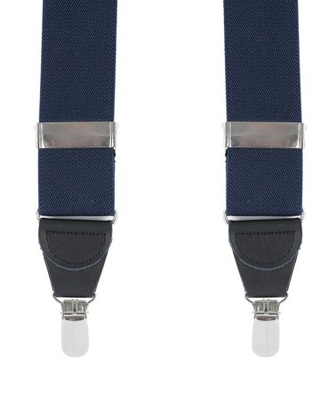 Suspenders Navy photo 0