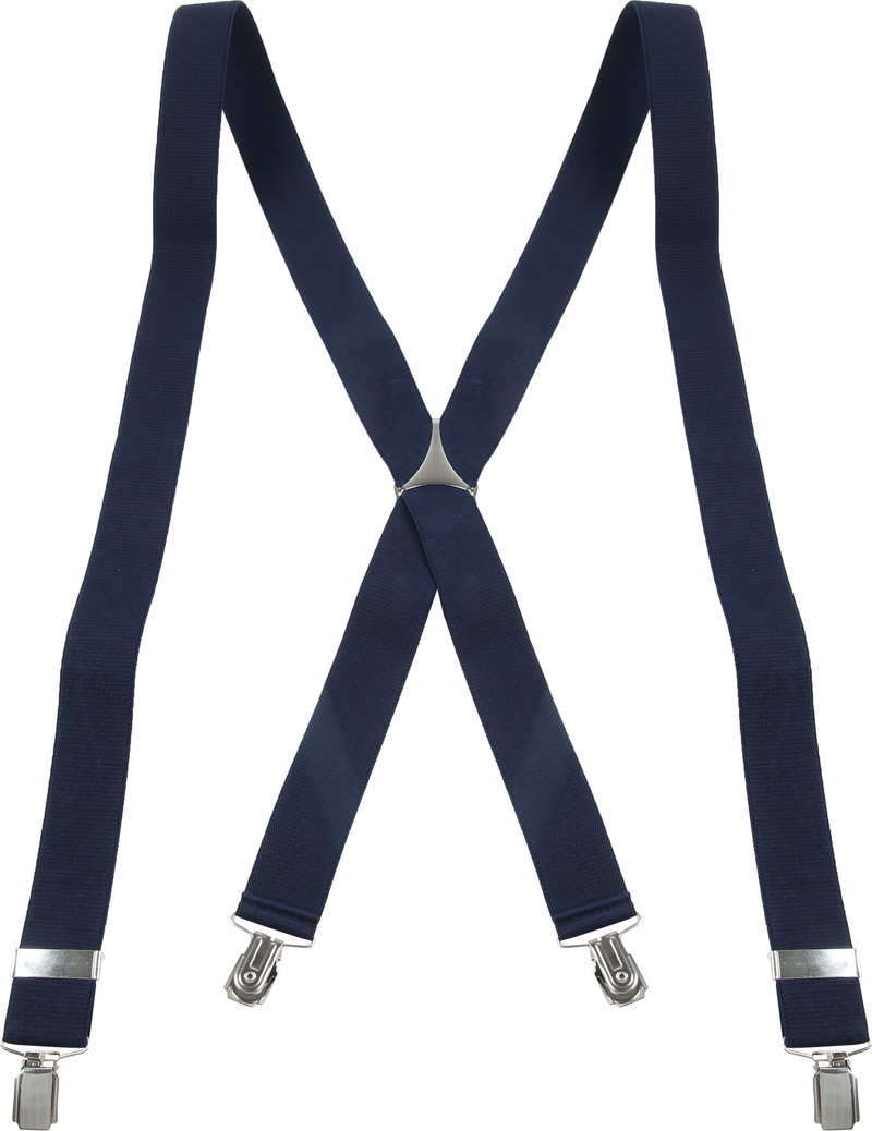 Suspenders Navy photo 1