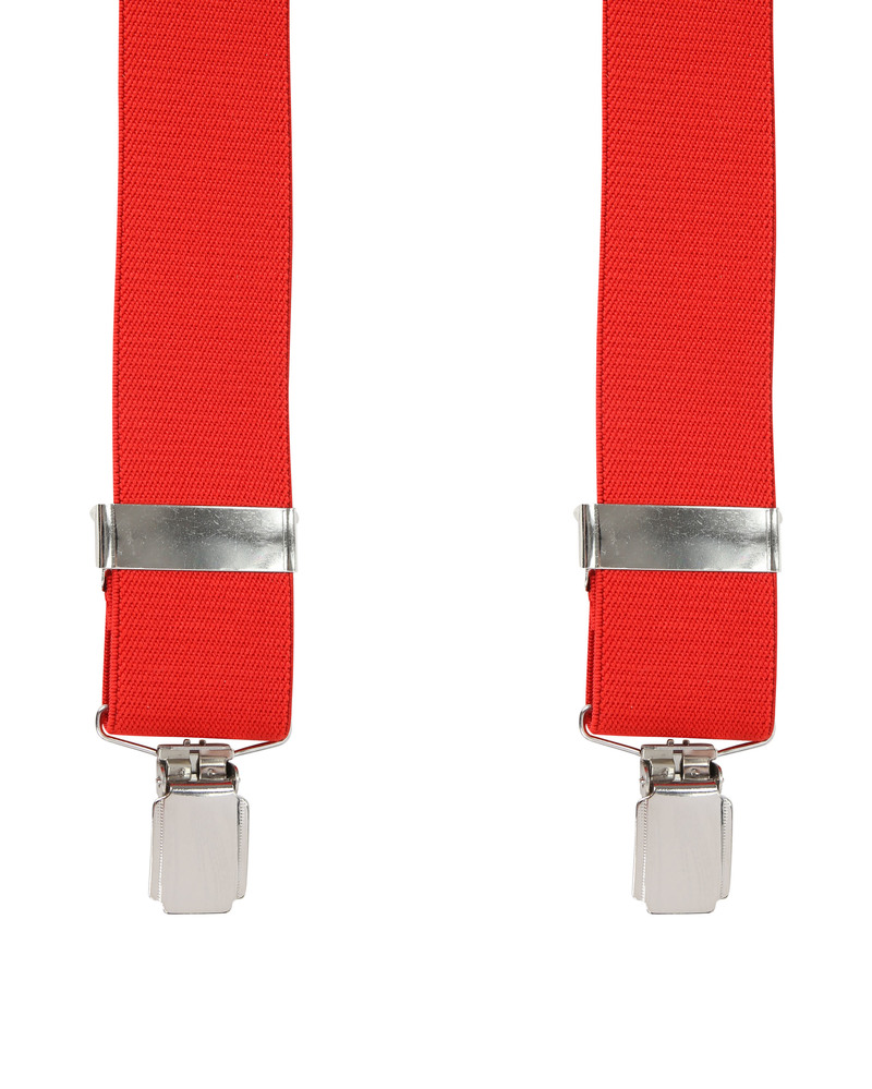Suspenders Red photo 0