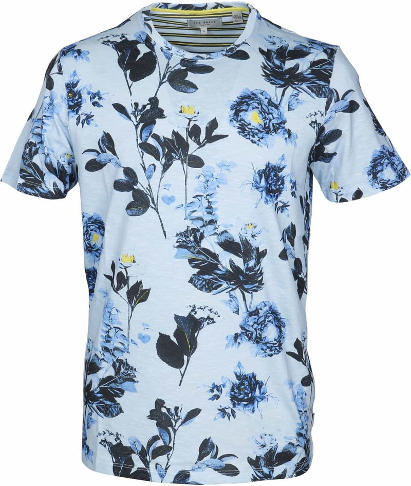 Ted Baker T-Shirt Blau  online kaufen | Suitable