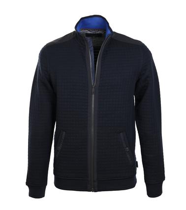 Ted Baker Vest Ken Donkerblauw  online bestellen | Suitable