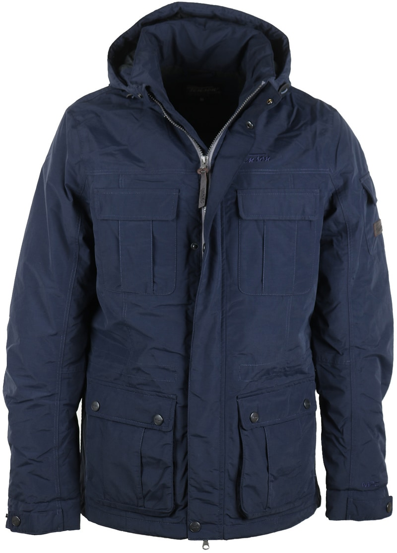 Tenson Deyton Winterjas Navy  online bestellen | Suitable