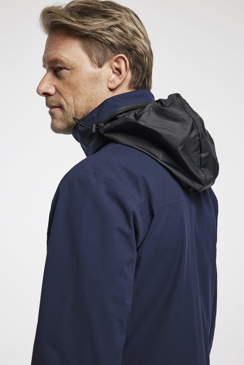 Tenson Fargo Jacket Donkerblauw
