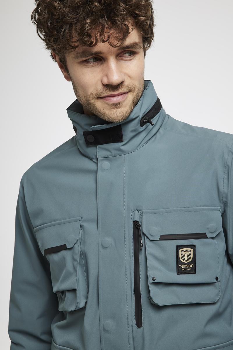 Tenson Fargo Jacket Groen