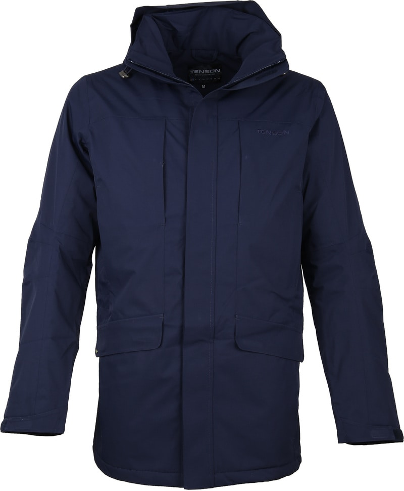 Tenson Federico Jacket Navy photo 0