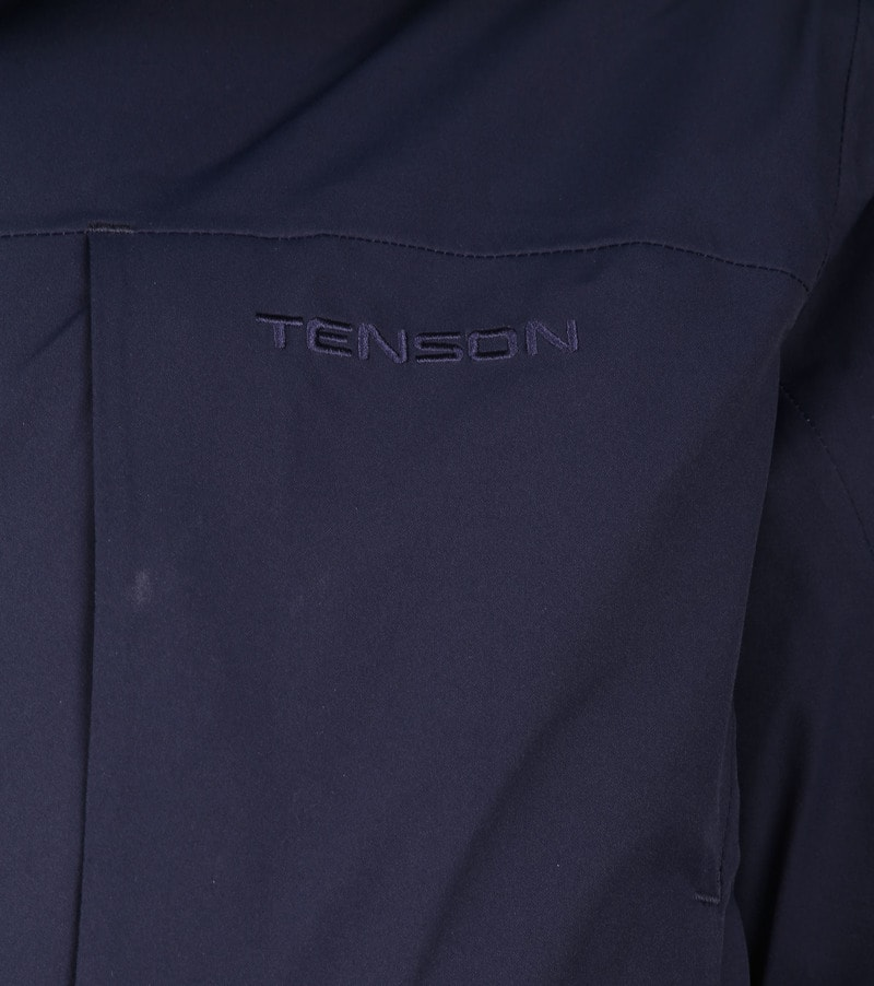 Tenson Federico Jacket Navy photo 2