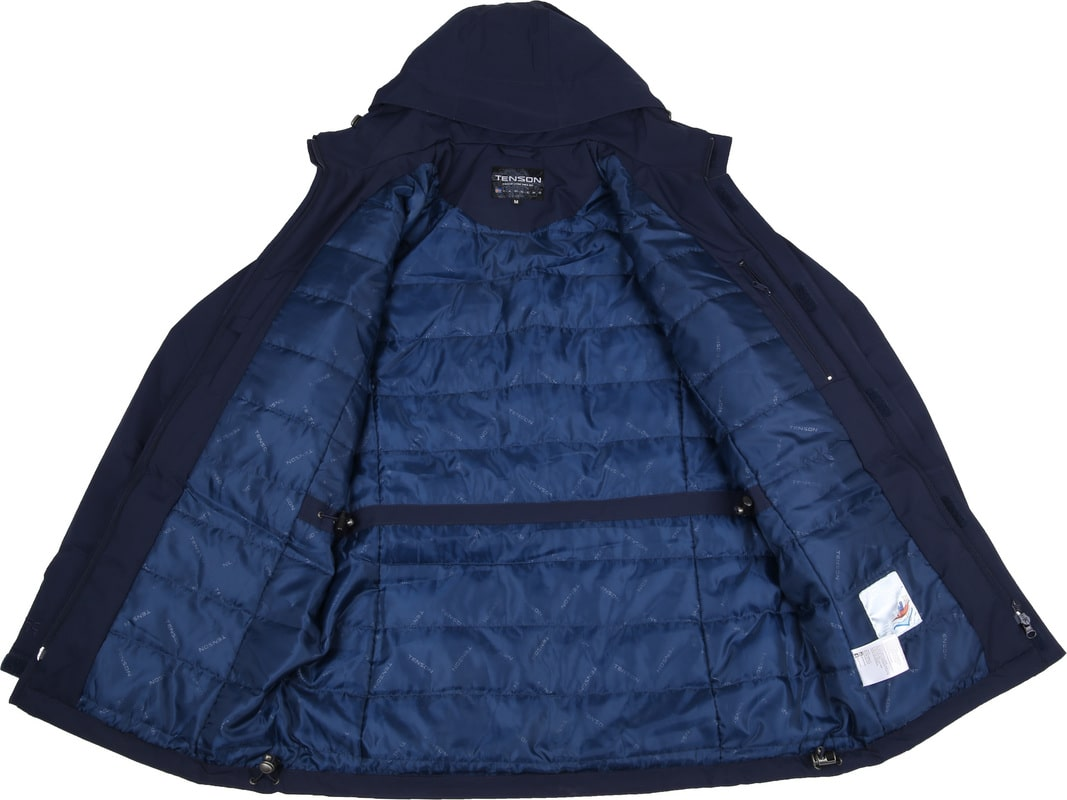 Tenson Federico Jacket Navy photo 5