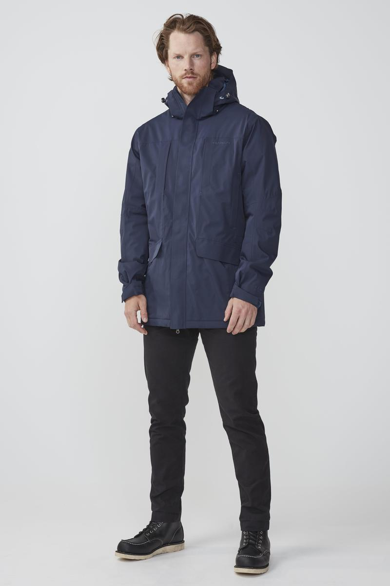 Tenson Federico Jacket Navy photo 6