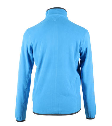 Tenson Fleece Cardigan Miller Blue photo 4