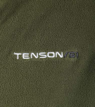 Tenson Fleece Cardigan Miller Green photo 3