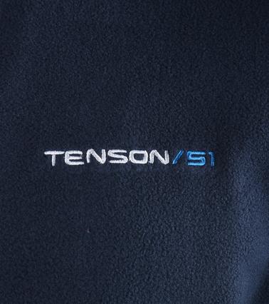 Tenson Fleece Jacke Miller Navy Foto 1