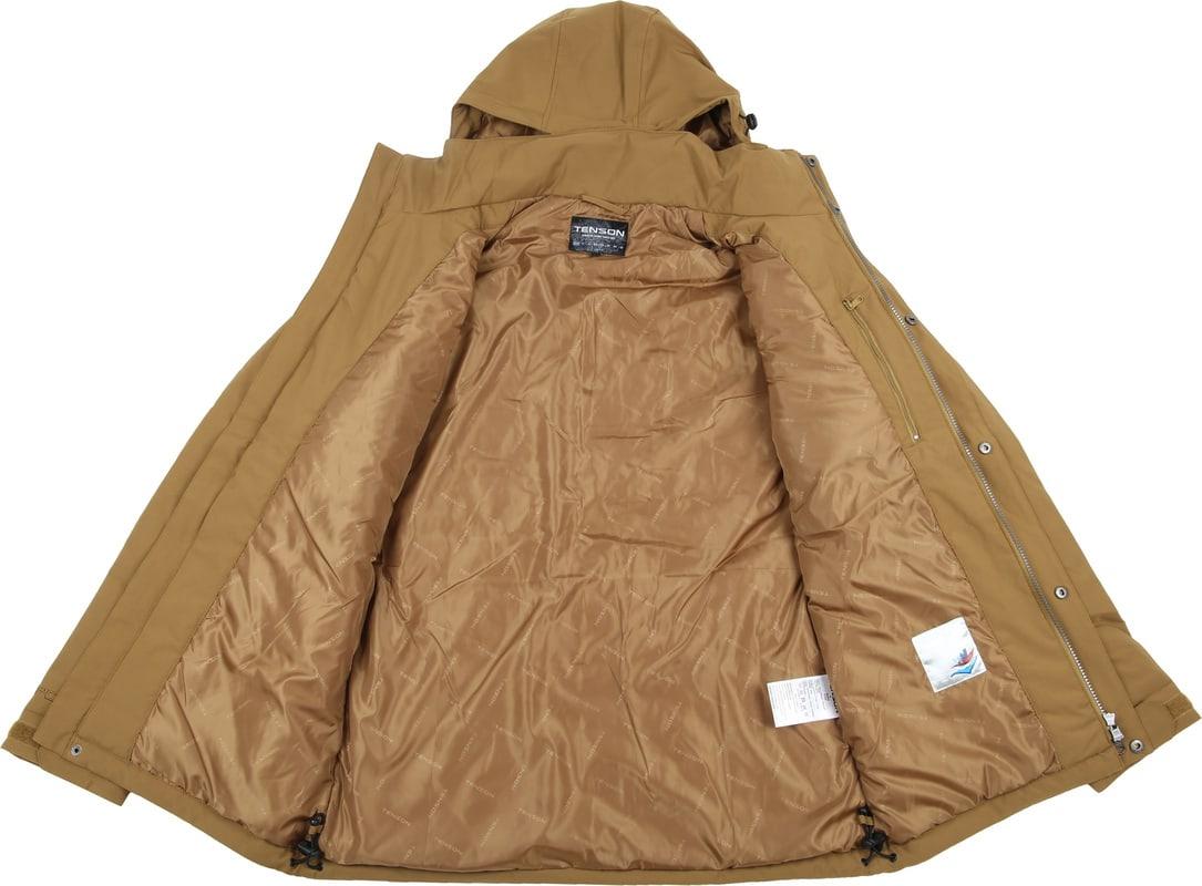 Tenson Harry Jacket Gold