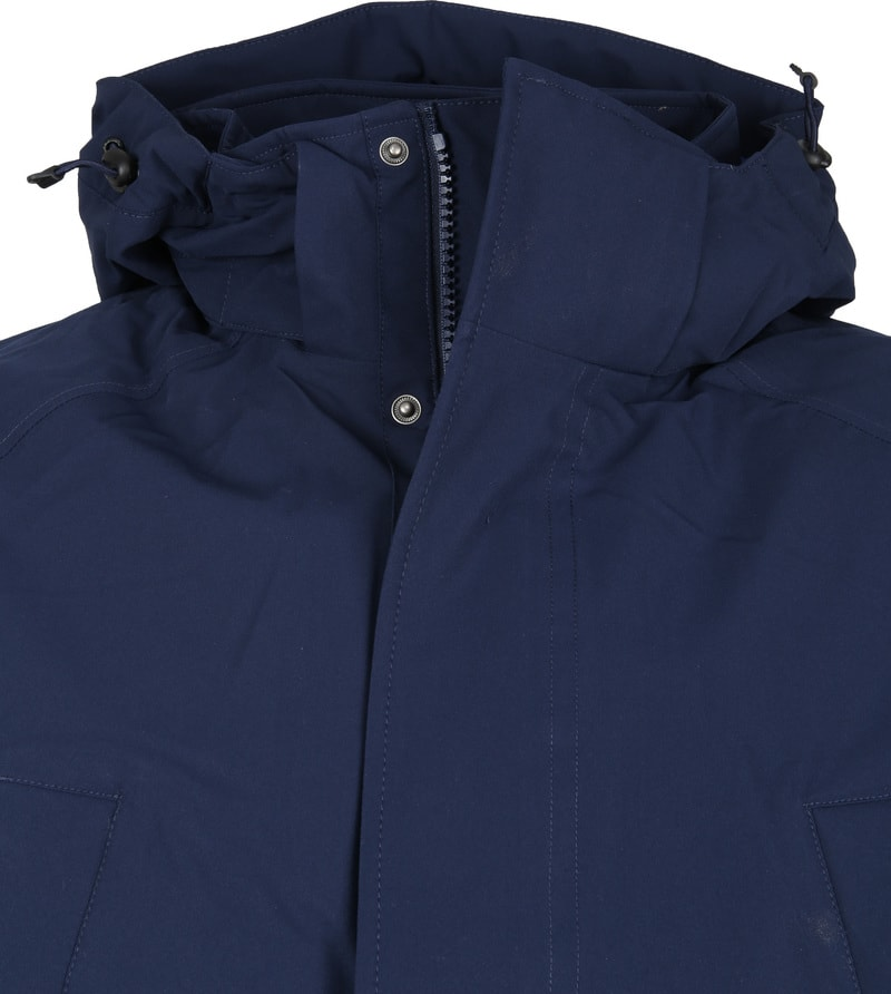 Tenson Hartley Jacket Navy photo 1
