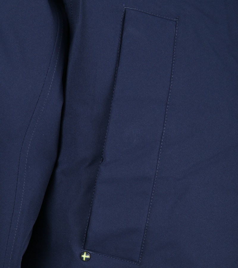 Tenson Hartley Jacket Navy photo 3