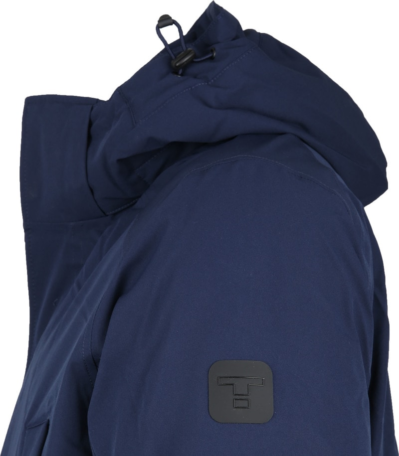 Tenson Hartley Jacket Navy photo 4