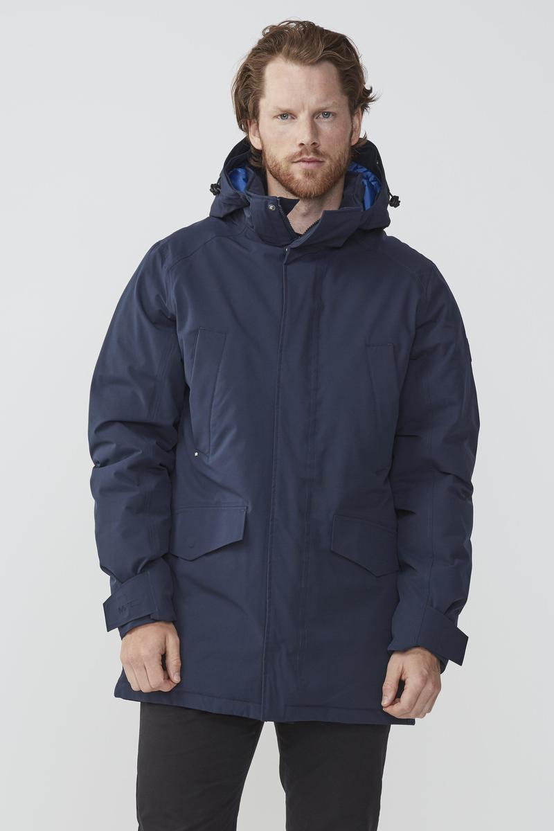 Tenson Hartley Jacket Navy photo 7
