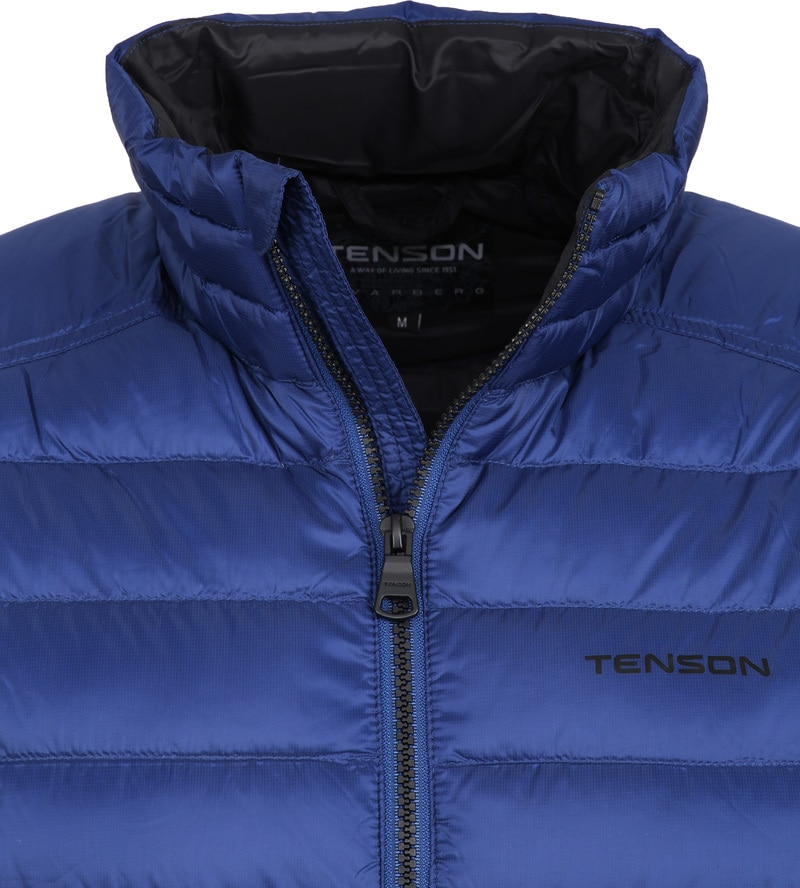 Tenson Manolo Jacket Blue photo 1