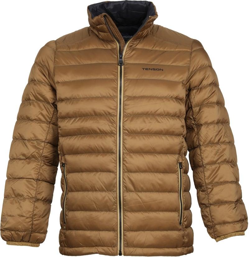 Tenson Manolo Jacket Bronze photo 0