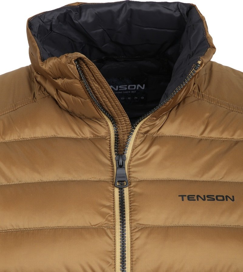 Tenson Manolo Jacket Bronze photo 1