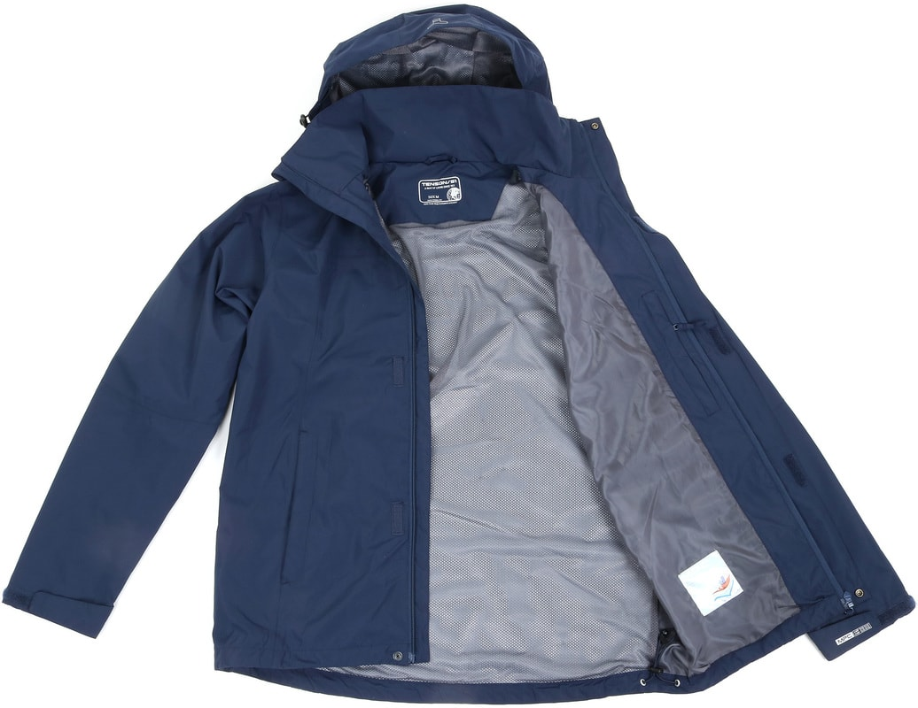 Tenson Monitor Jacket Navy photo 3