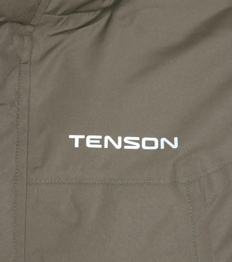 Tenson Monitor Jacket Olive photo 2