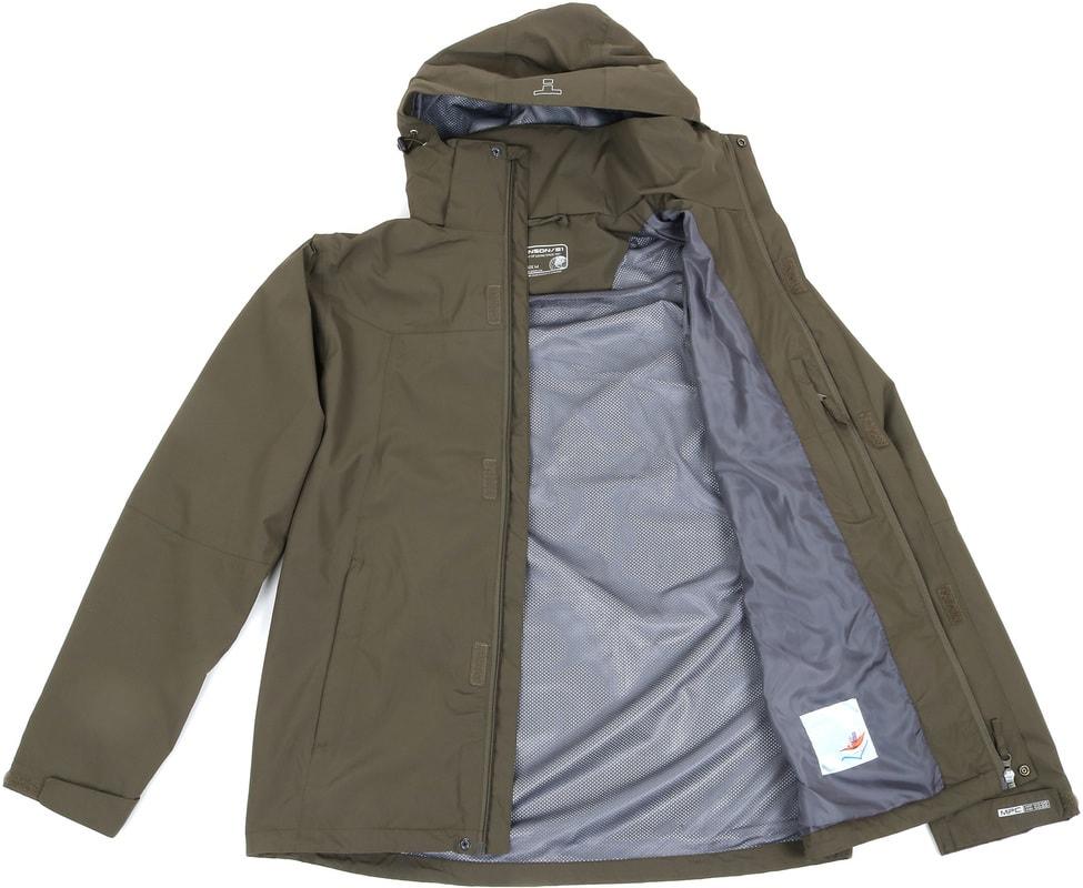 Tenson Monitor Jacket Olive photo 4