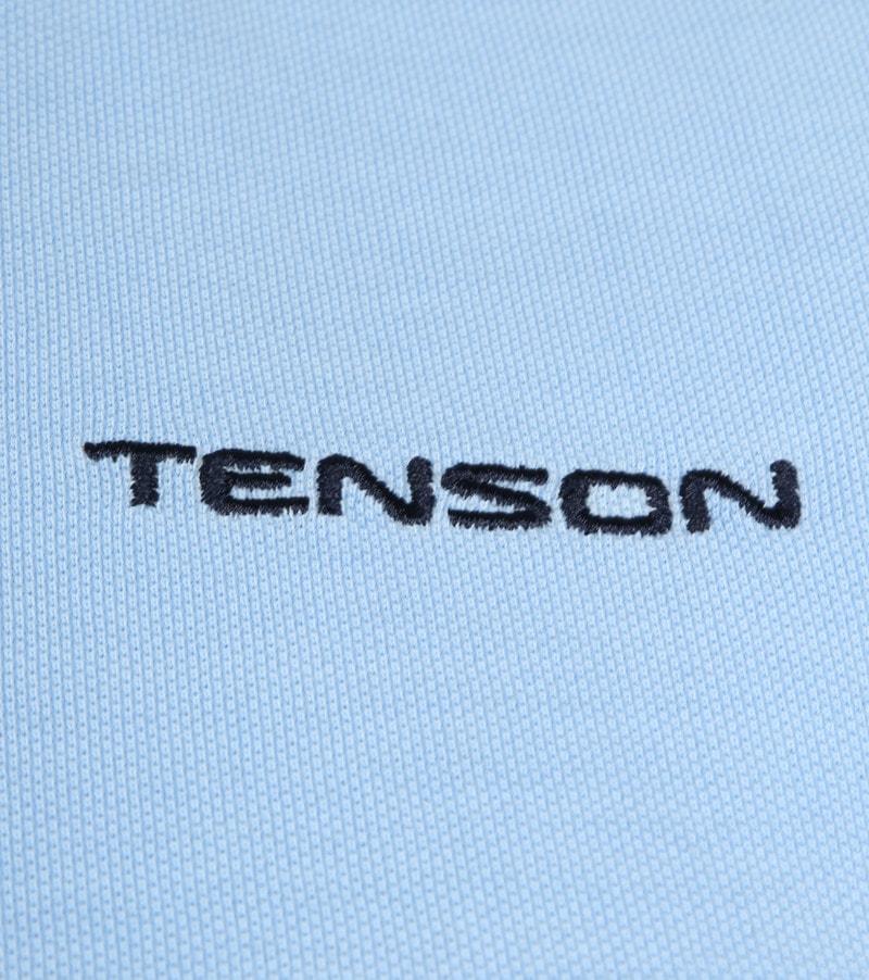 Tenson Polo Einar Lichtblauw foto 2
