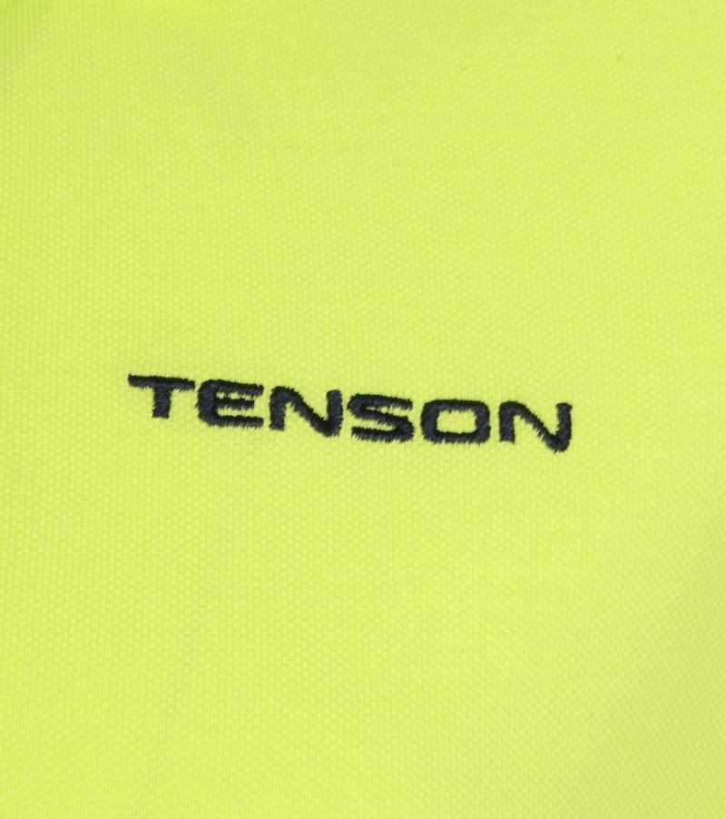Tenson Polo Einar Neon Gelb Foto 2