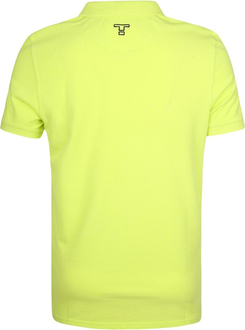 Tenson Polo Einar Neon Gelb Foto 3