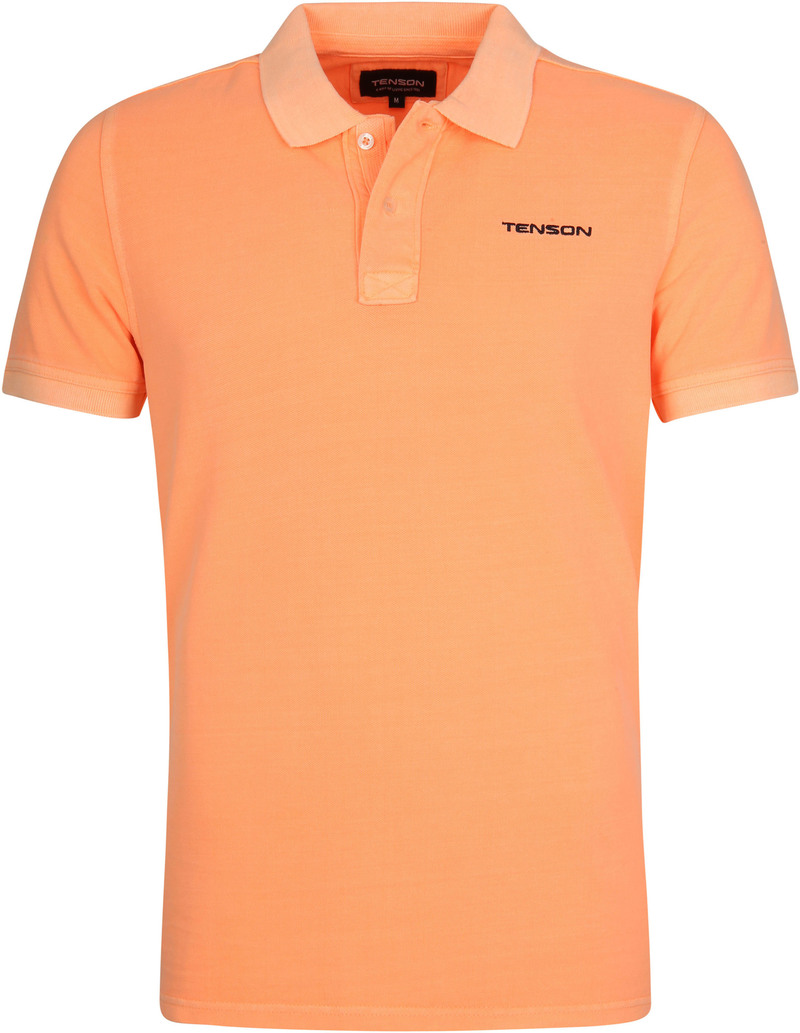 Tenson Polo Einar Orange photo 0