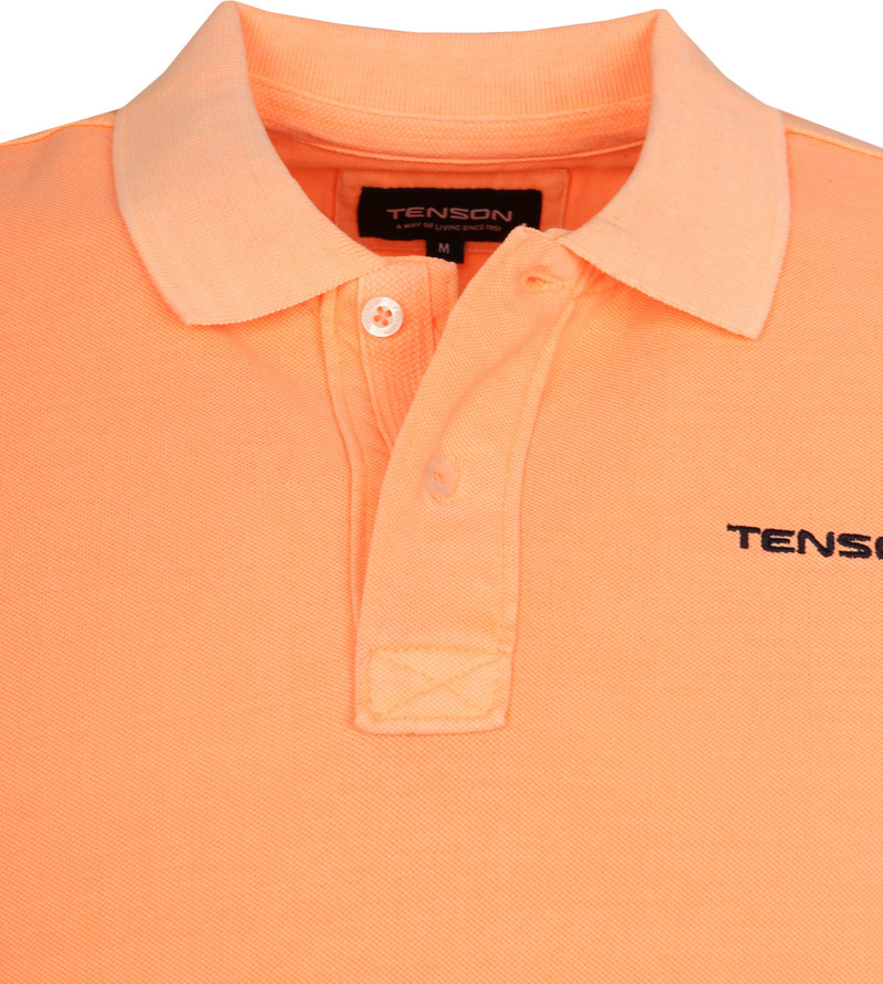 Tenson Polo Einar Orange photo 1