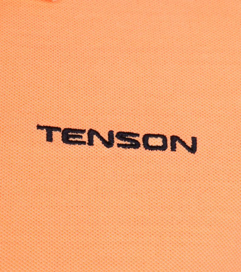 Tenson Polo Einar Oranje foto 2