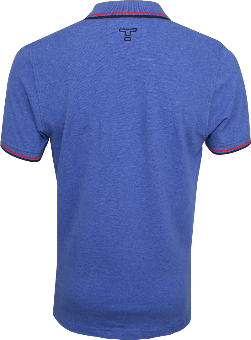 Tenson Poloshirt Barney Indigo Foto 3