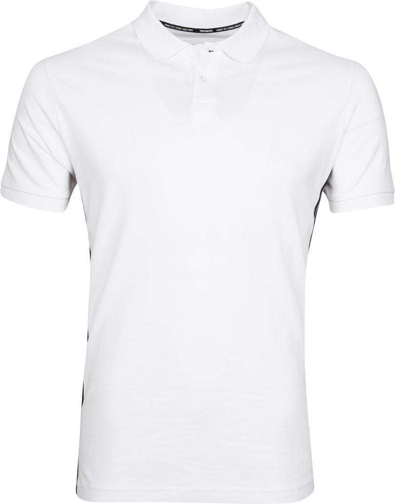 Tenson Poloshirt Zenith White photo 0